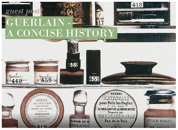 Guerlain – A concise history