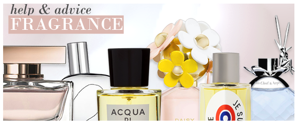 Choosing your wedding fragrance