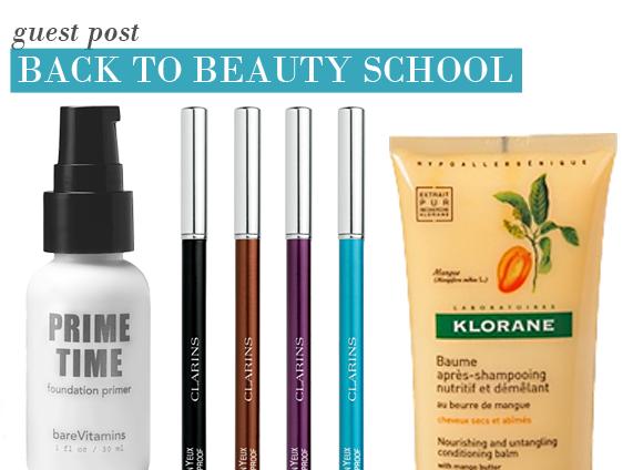Back To Beauty School
