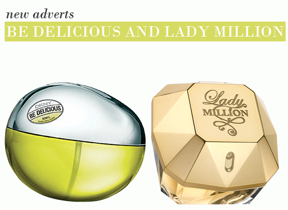 Lady Million and Be Delicious