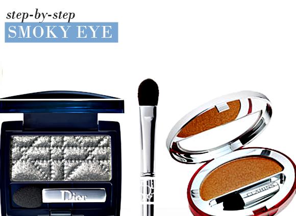 The Step-By-Step Smoky Eye