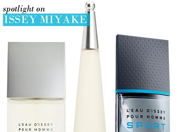 Spotlight on Issey Miyake
