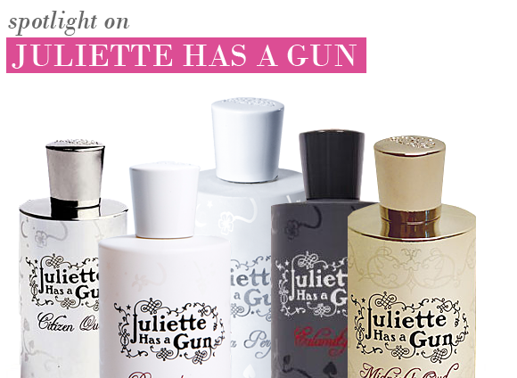Spotlight On Juliette Has a Gun