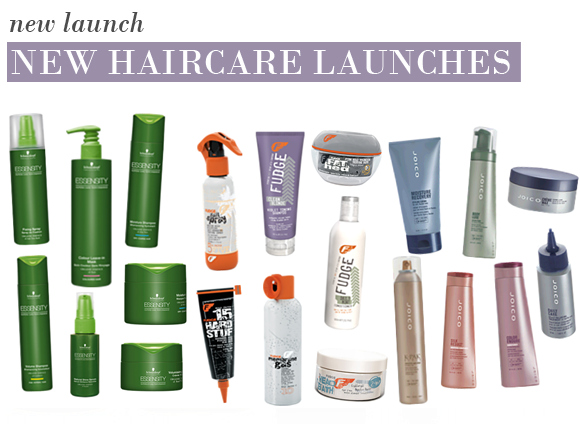 New Haircare Launches