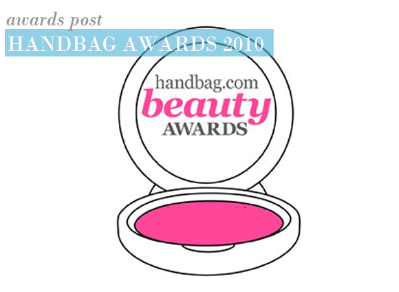Handbag.com Beauty Award Winners