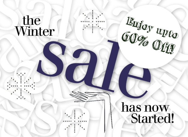 Escentual's Winter Sale - up to 60% off