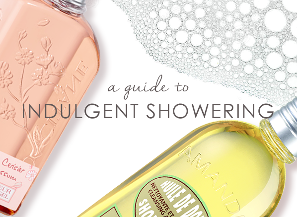 A Guide To Indulgent Showering