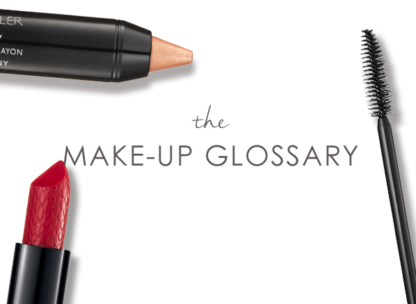 The Make-Up Glossary