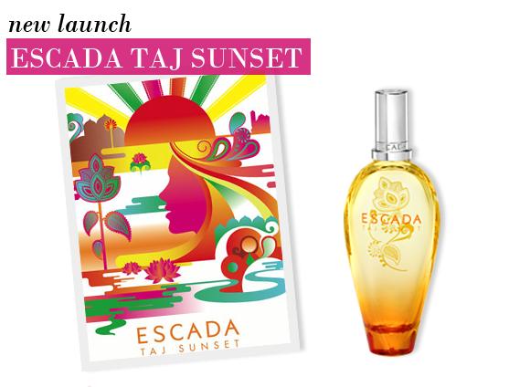 Holidays Are Coming Escada Taj Sunset Escentuals Beauty Buzz