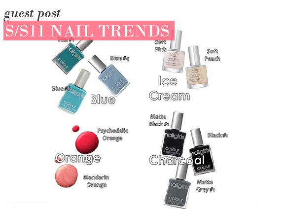 Spring/Summer 2011 Nail Trends