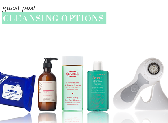 Cleansing Options