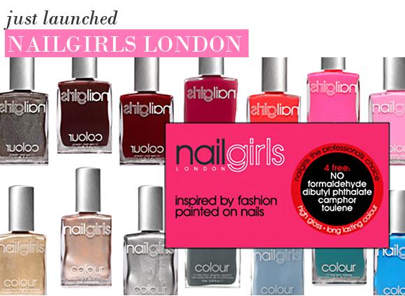 Nailgirls Launch