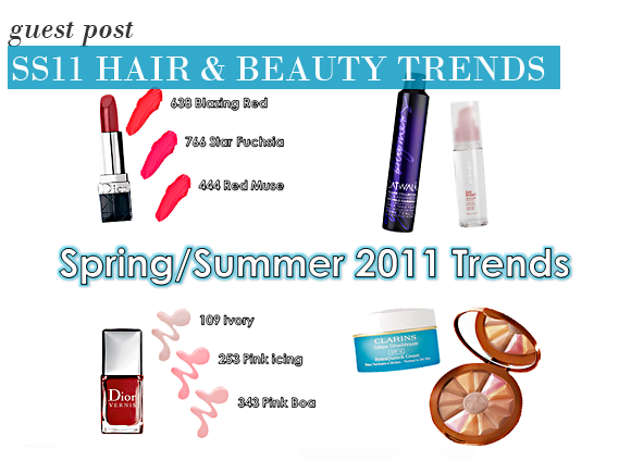Spring/Summer 2011 Hair & Beauty...