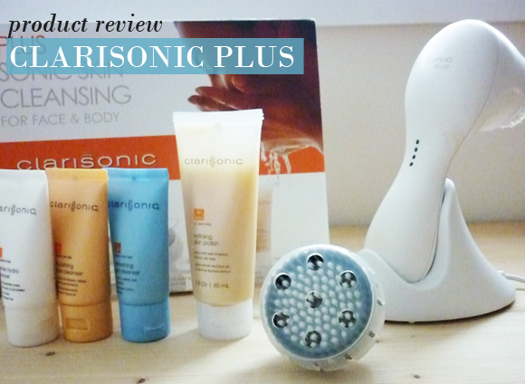 Clarisonic Plus Review