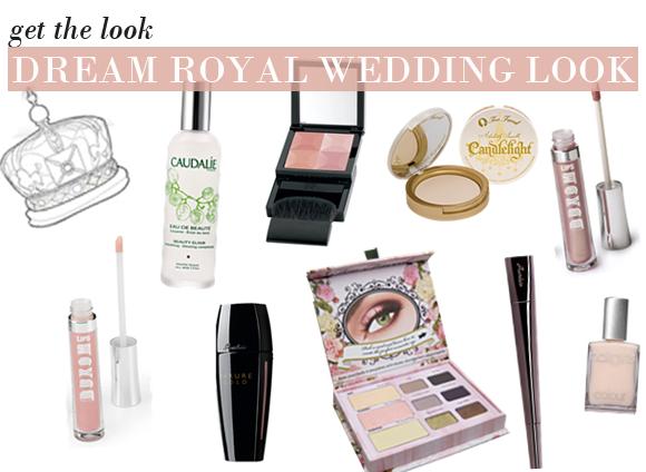 Dream Royal Wedding Look
