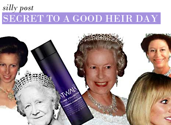 The secret to a good heir day