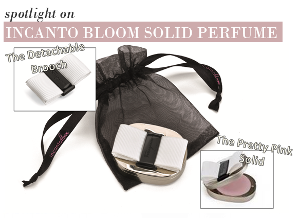 Incanto Bloom Solid Perfume
