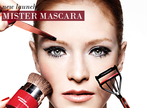 Mister Mascara Launch