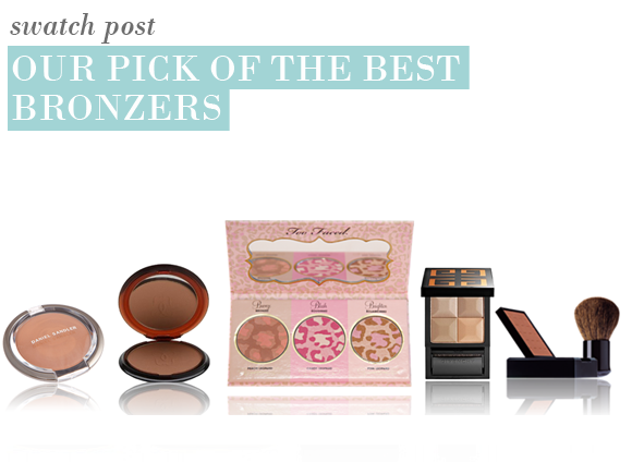 Our Pick of the Best Bronzers