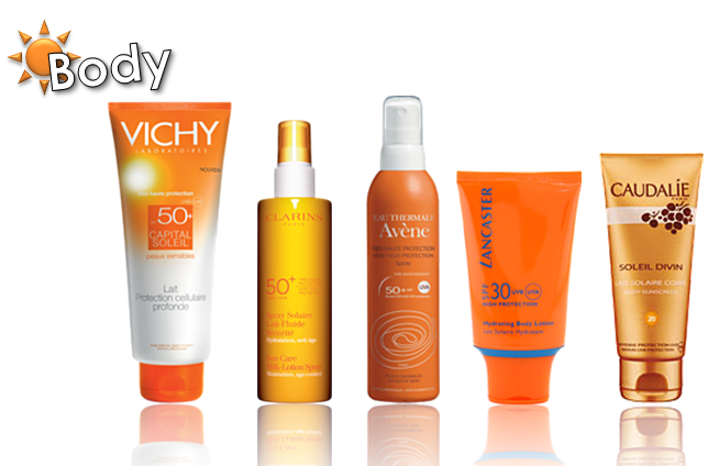 Body Sun Protection SPF