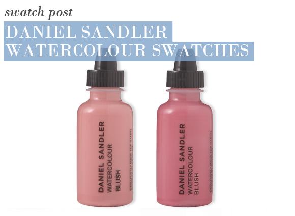 Daniel Sandler Swatches
