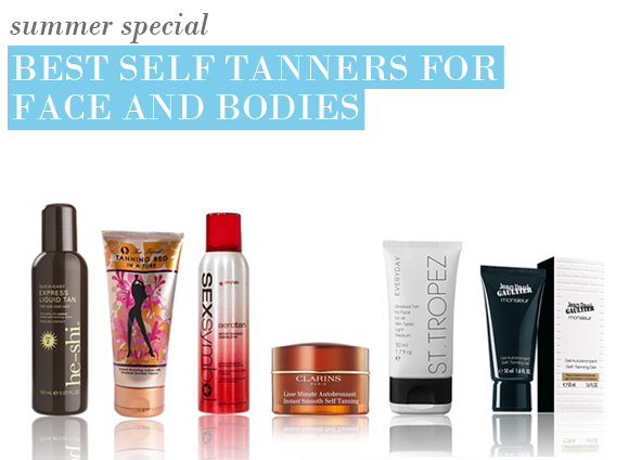Tan for Face and Body