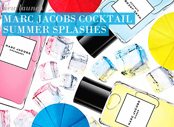 Marc Jacobs Cocktail Splashes