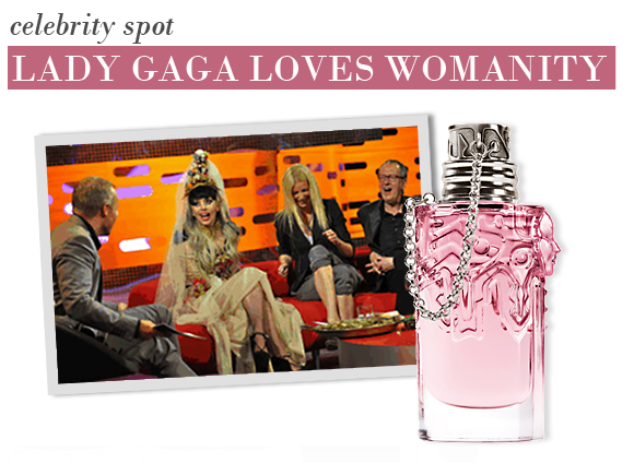Gaga for Womanity