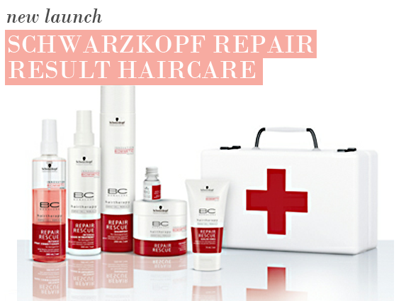 REPAIR RESCUE HAIRCARE