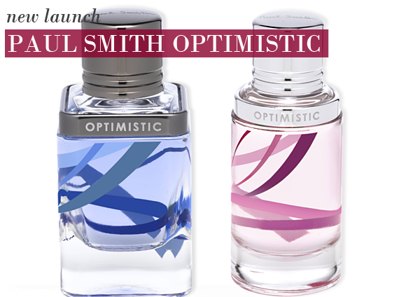 Paul Smith Optimistic