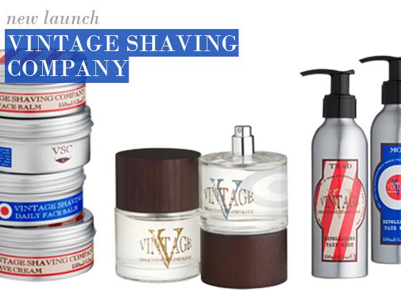 Vintage Shaving Company