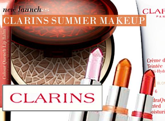 Clarins Summer Makeup 2011