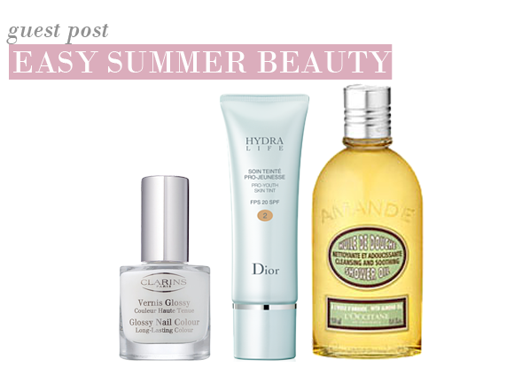 Easy Summer Beauty