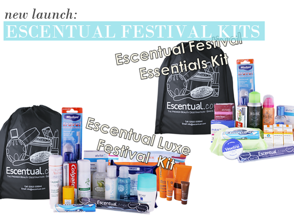 Escentual Festival Kits