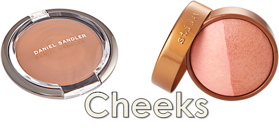 Stila Baked Cheek Duo Daniel Sandler Watercolour Creme Bronzer Riviera