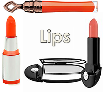 Guerlain Rouge G Orange Euphorique Clarins Instant Smooth Crystal Lip Balm Crystal Coral Guerlain Terracotta Gloss Mambo