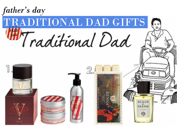 Father's Day Gift Ideas: Traditional Dad - Escentual's Beauty Buzz