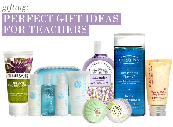 The Perfect Gift Ideas for Teachers