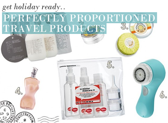 Compact Travel Essentials