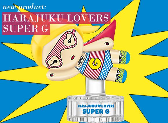 Harajuku Lovers Super G