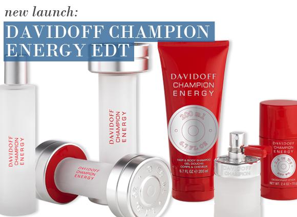 New Launch.. Davidoff Champion Energy