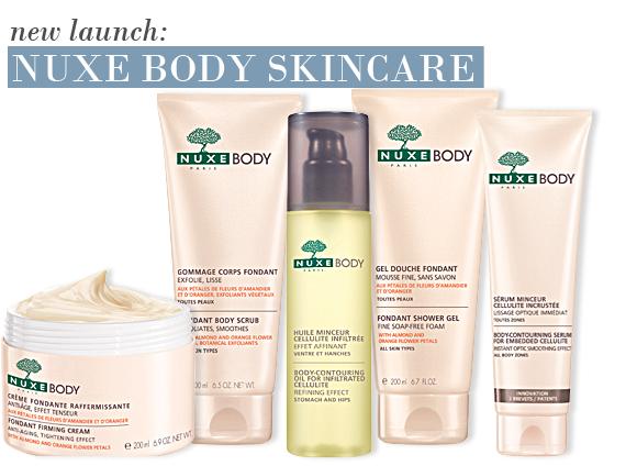 Nuxe Body Skincare