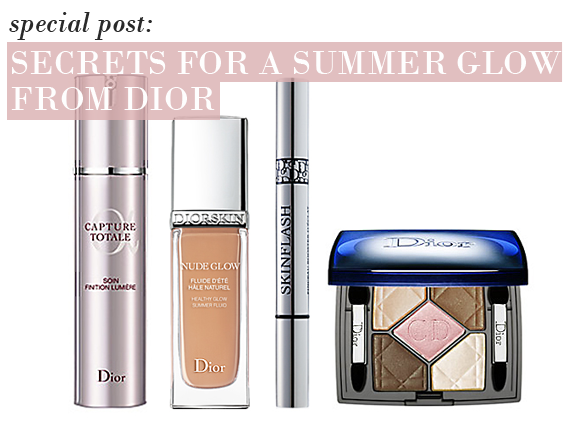 Tips for a Summer Glow