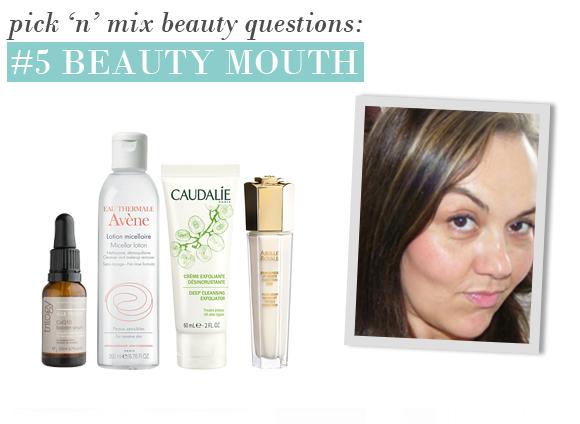 Pick 'n' Mix Beauty Questions