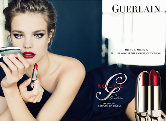 Guerlain Autumn Makeup