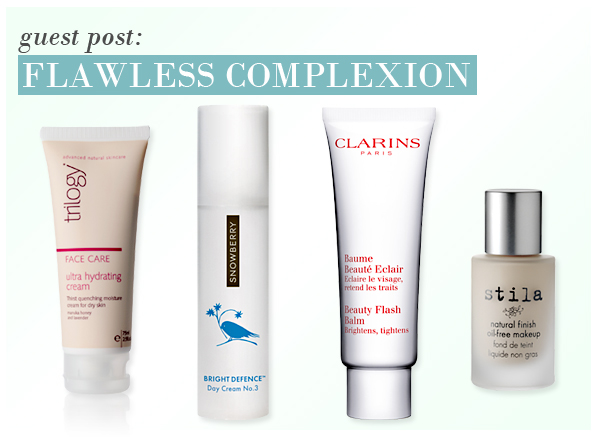 Flawless Complexion Tips