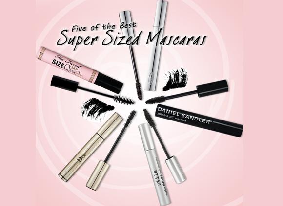 Super-sized Mascara
