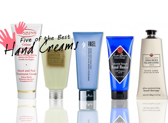 Five of the Best Hand Creams