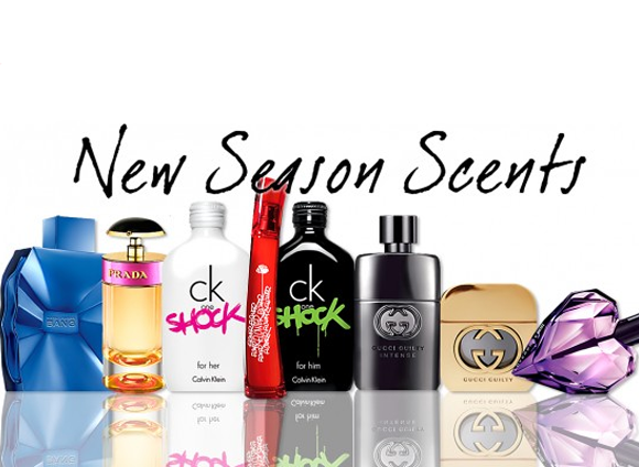 New Season Scents