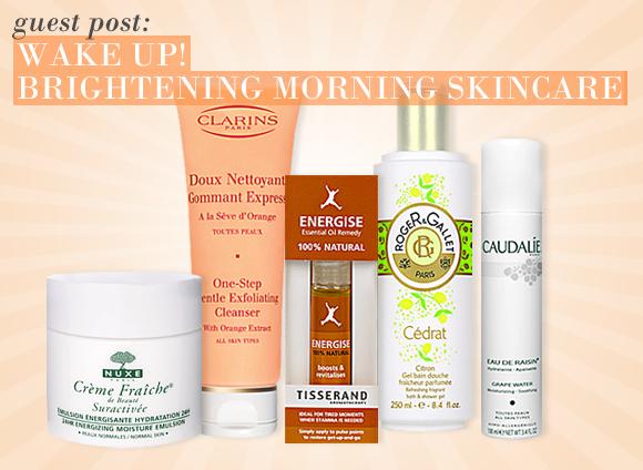 Energising Skincare